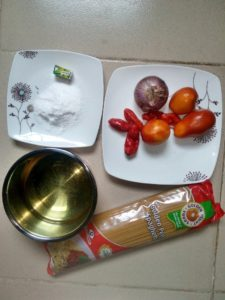 how to cook nigerian spaghetti 2