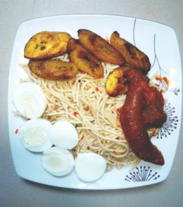 how to cook nigerian spaghetti