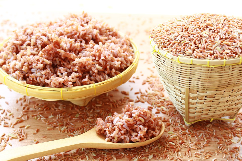 health benefits of ofada rice