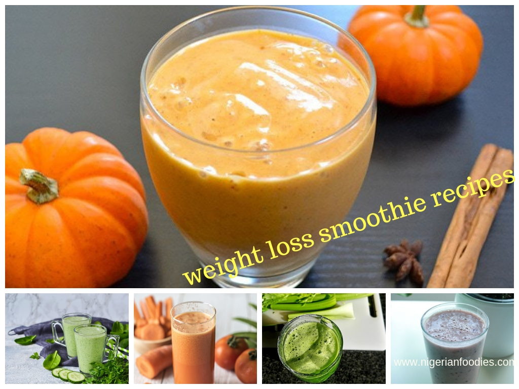 weight loss smoothie recipes 1