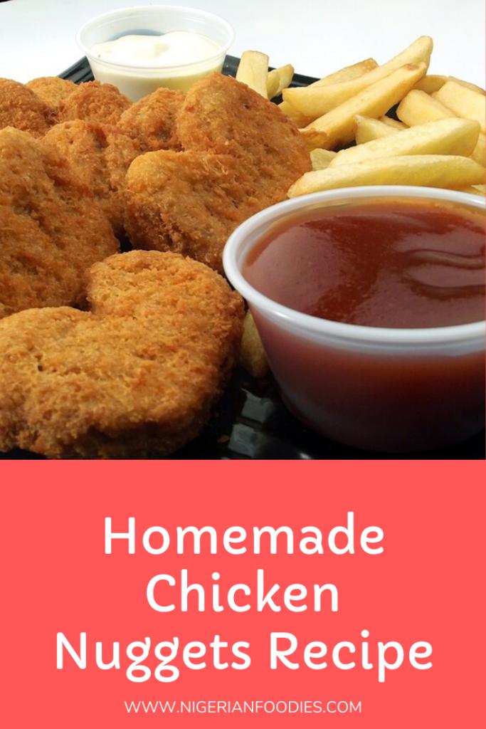 homemade chicken nuggets recipe 4